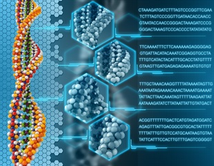 Programmable DNA-based microfluidic chip for performing complex mathematical calculations