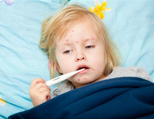 Infection with measles virus activates two different immune responses