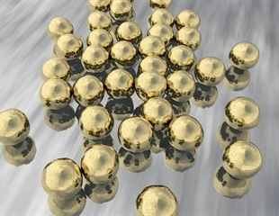 Gold nanoparticles put spotlight on small drug molecules in live cells