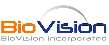 BioVision Incorporated logo.