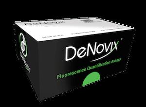 DeNovix's dsDNA Fluorescence Quantification Assays