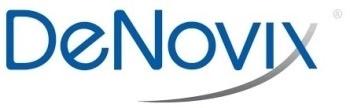 DeNovix Inc. logo.