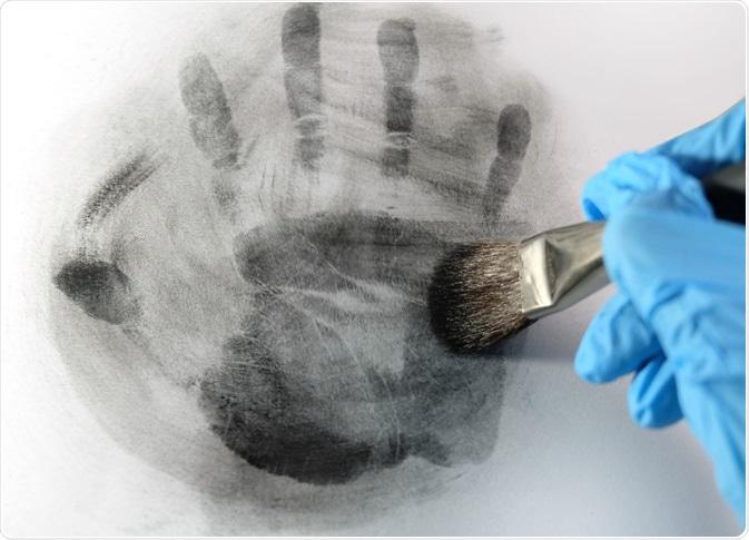 Latent Fingerprints