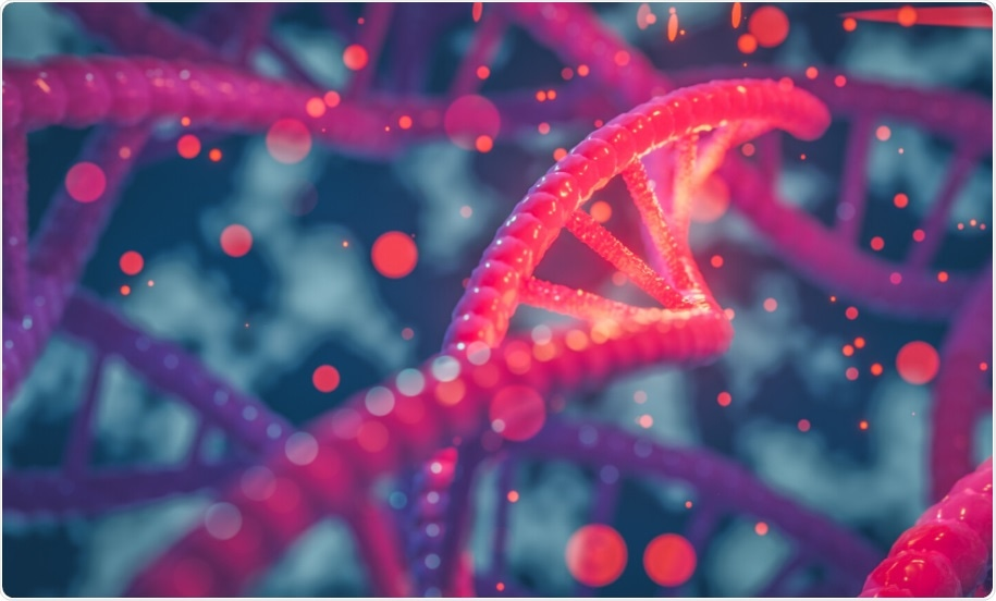 Study shows some genetic variants have stronger effects on RNA expression even before birth