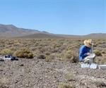 Study shows soil infiltration can stabilize desert soils