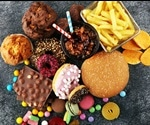 Junk food consumed by U.S. adults is associated with inflammatory bowel disease