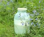 Study shows raw milk harbors antimicrobial-resistant genes