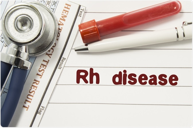 Rh Disease