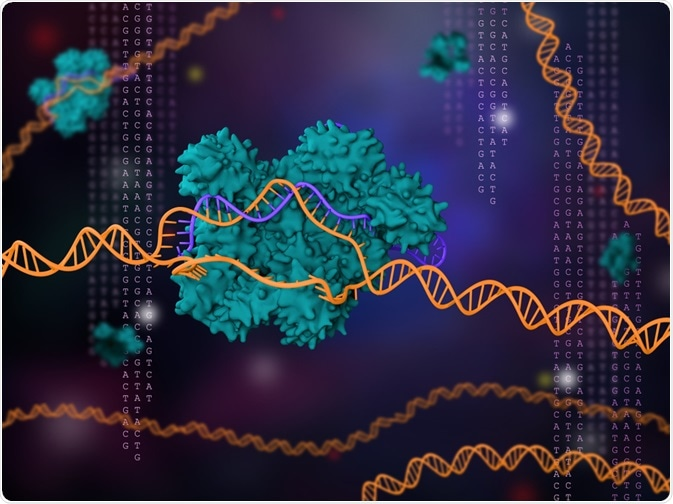 CRISPR-Cas9 Technology