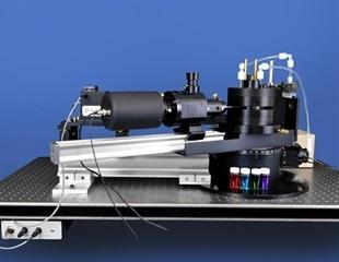 A multi-laser BI-200SM goniometer system for exacting light scattering measurements