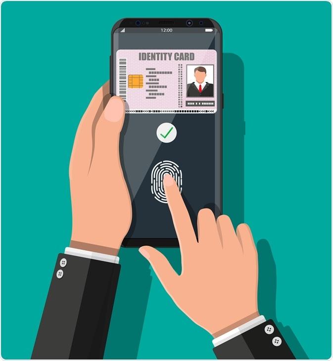 Contactless Fingerprinting