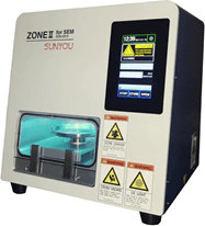 ZoneSEM: A UV/Ozone Based Sample Cleaner