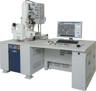 Hitachi's Regulus8230: A High Resolution Cold Field Emission Scanning Electron Microscope