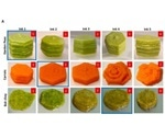 """Food inks"" could help preserve nutrition and flavor of fresh, frozen vegetables"