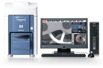 The TM4000 II — A Benchtop SEM