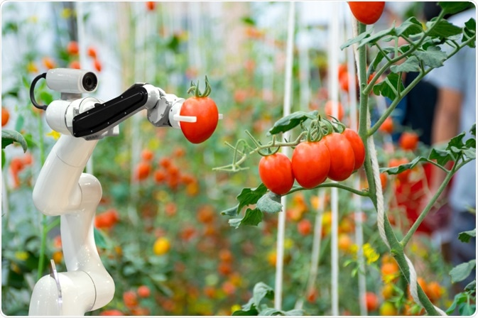 Lab Automation in Agriculture