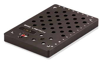 Functional Microplate Reader Validation: Evaluation Plate