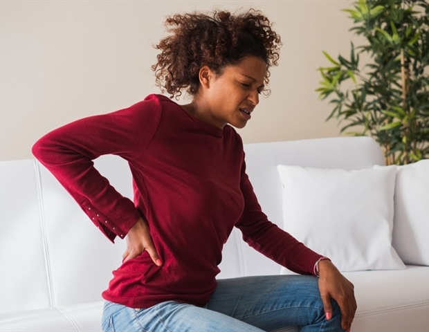 Women may be at a greater risk of experiencing chronic pain than men
