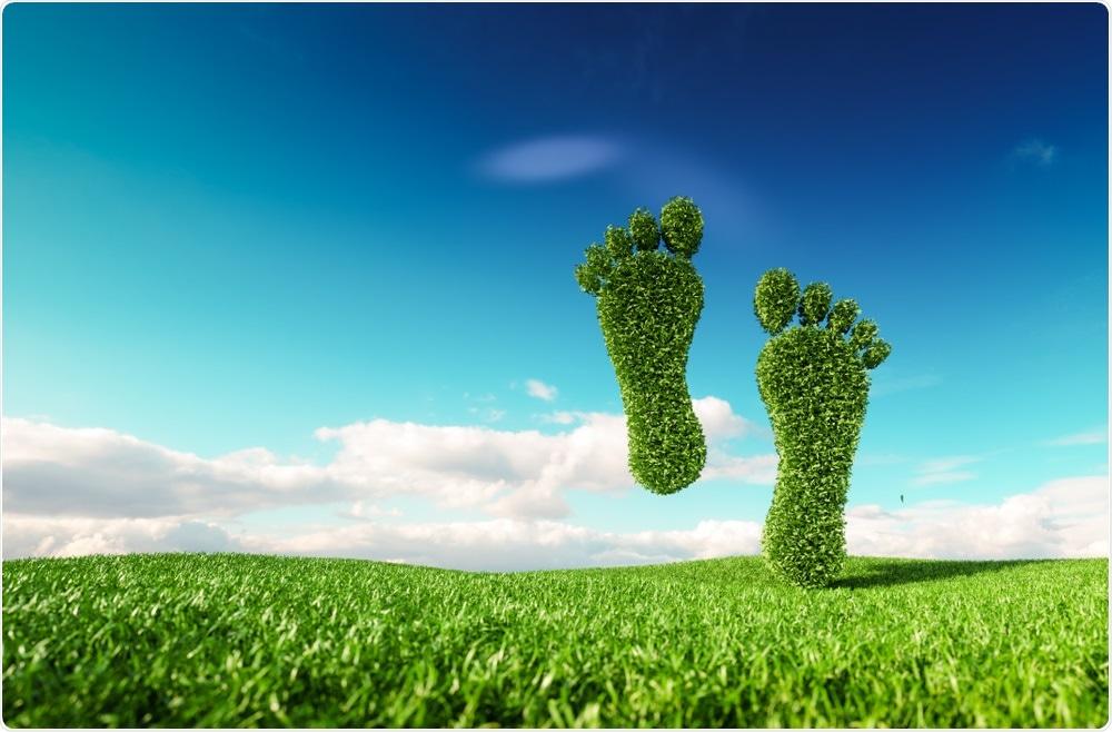 Eco-Friendly Carbon Footprint