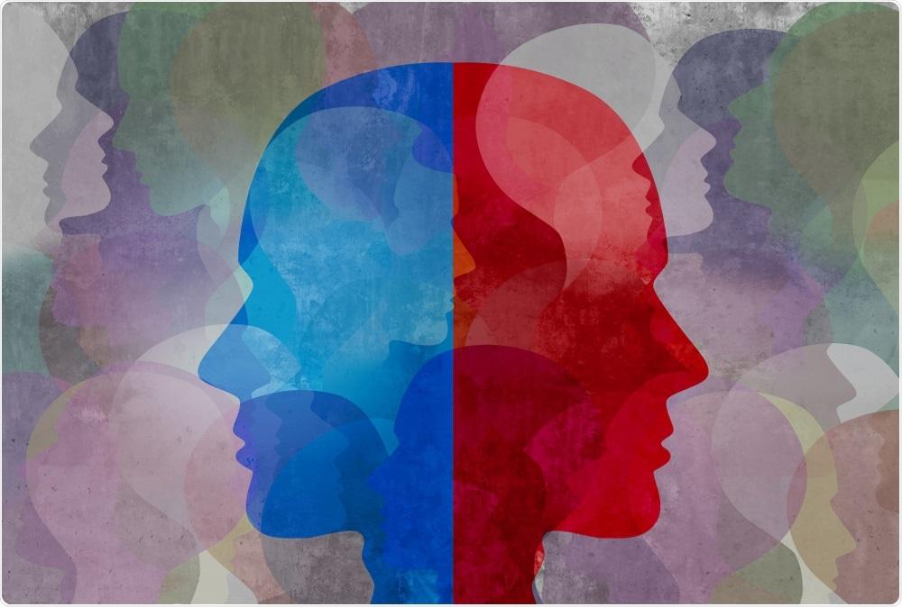 Schizophrenia Concept