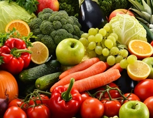 Eating more fruit and vegetables linked to less stress according to new research