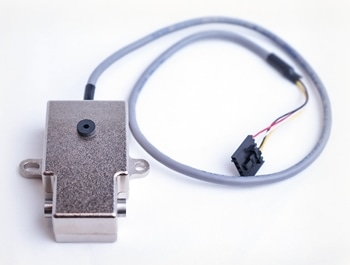 DF2 sensor: Thru-flow device for HPLC and UPLC instruments