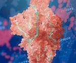 Mutations on SARS-CoV-2 spike proteins create antibody-resistant variants