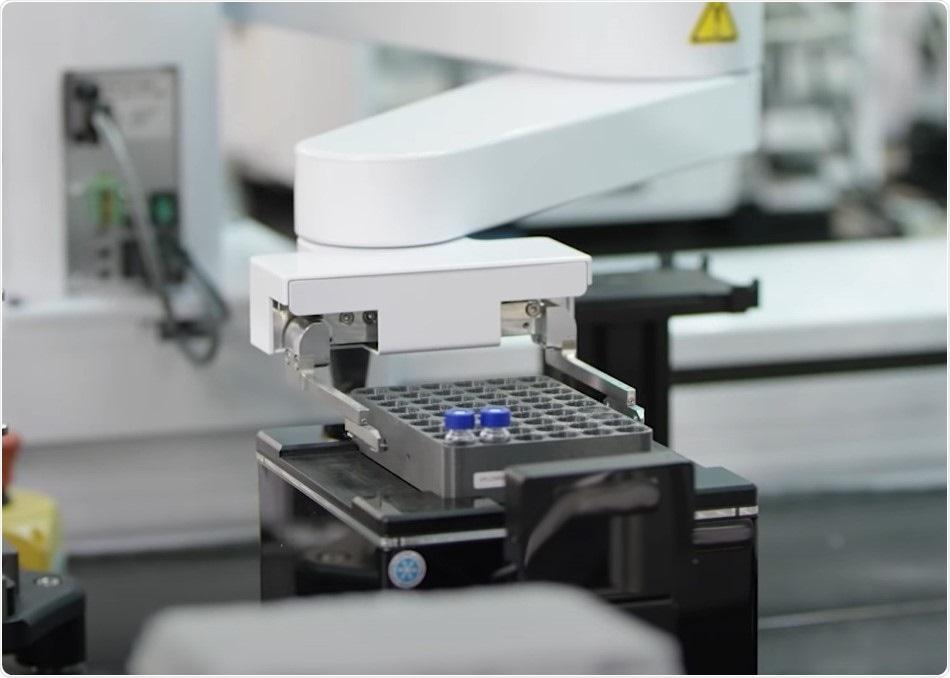Next generation automation lab achieves huge productivity gains