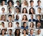 Genomic analysis reveals the facial association between populations