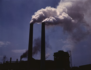 Pollution is partly linked to rapid proliferation of SARS-CoV-2 in the U.S.