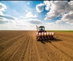 Crops Sown In A Uniform Spatial Pattern Produce Higher Yields And Reduce Environmental Impact